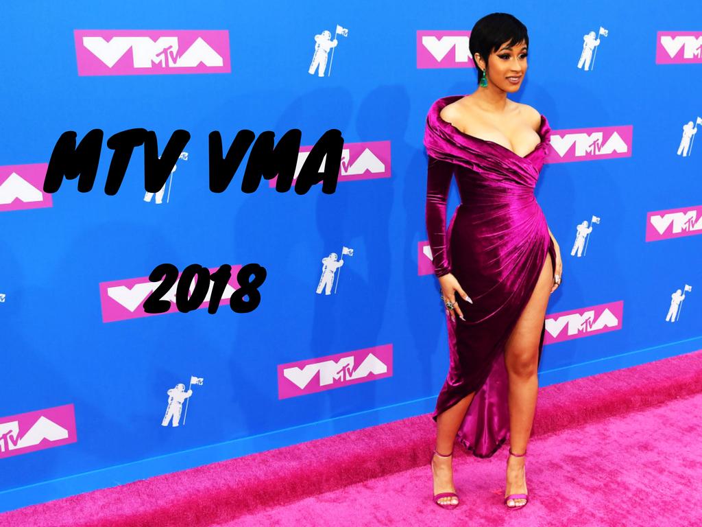 MTV VMA 2018 ★ STYLIZACJE GWIAZD ★