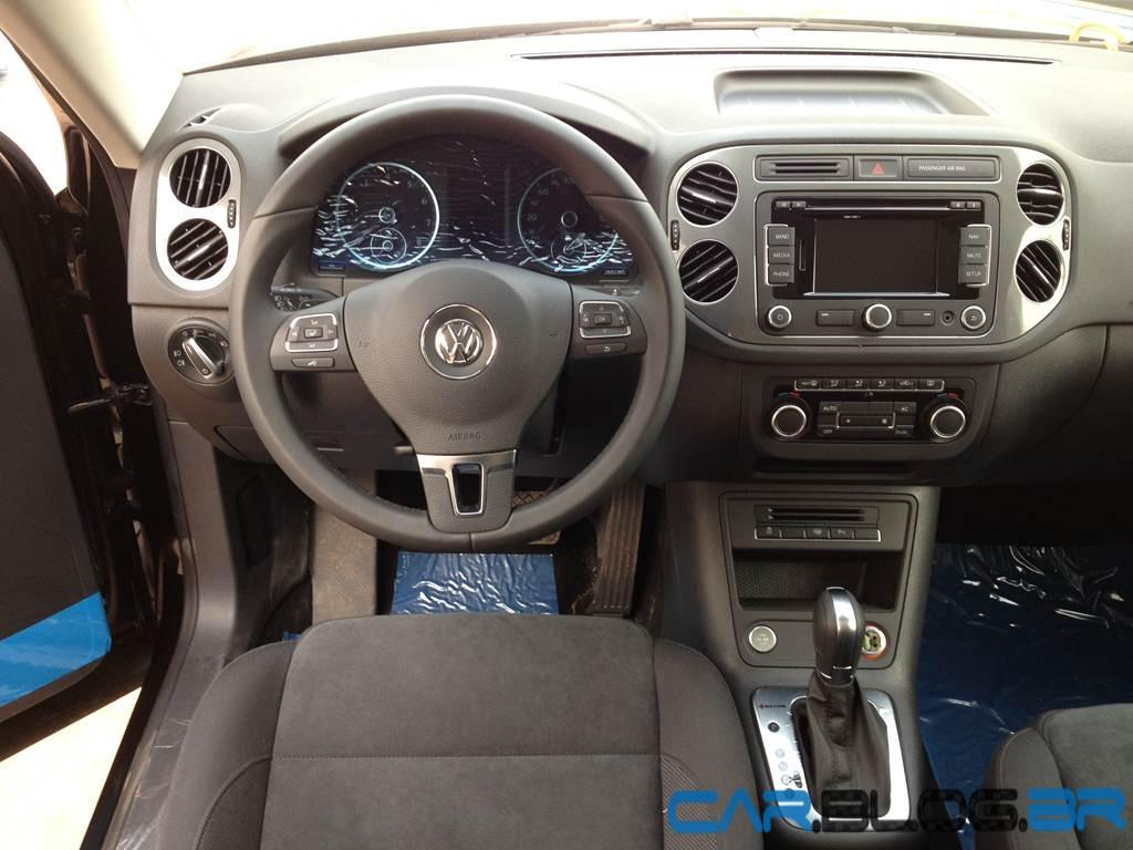 Novo Tiguan 2013: preço, fotos, consumo e ficha técnica | CAR.BLOG.BR