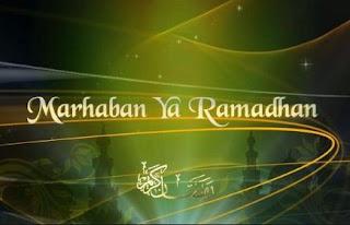 Menyambut Bulan Ramadhan