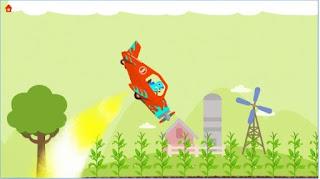 Game Dinosaur Farm Free - Tractor Apk