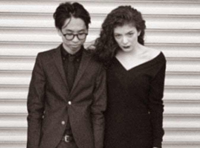 Lorde and her boyfriend