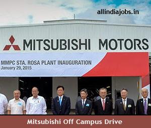 Mitsubishi Off Campus