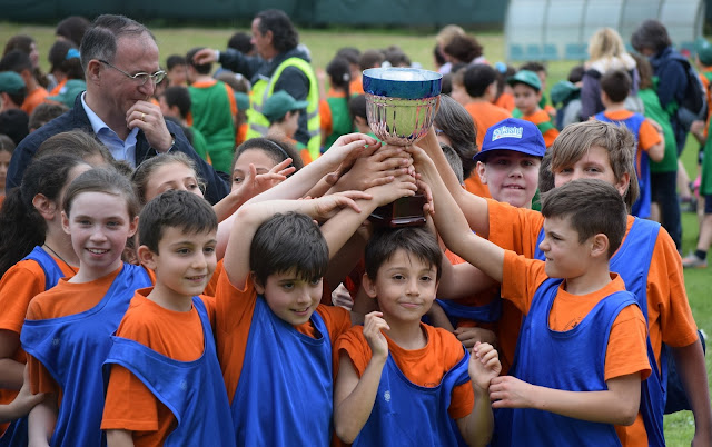 Autism and us: Sports day