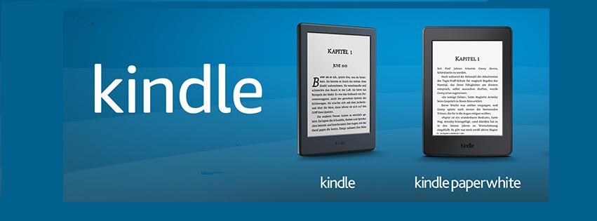 Kindle Paperwhite 3 i Kindle 8 przecenione w wielkanocnej promocji na Amazon.de