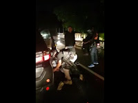 VIDEO: Pelaku Penusuk Hermansyah Diringkus Saat Kendarai Fortuner