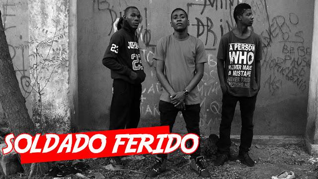 VÍDEO - X TASY - SOLDADO FERIDO Feat. LADJI & A MC