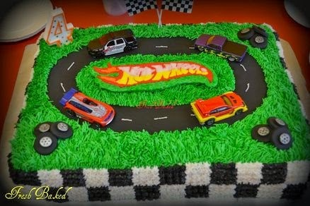 Image result for hot wheels CAKE