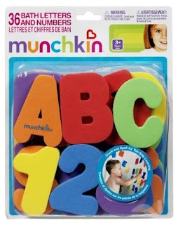 Best toddler bath toy has been the Munchkin Bath Letters and Numbers. Our toddler learned his colors, numbers, pairing and most of the alphabet since using them.