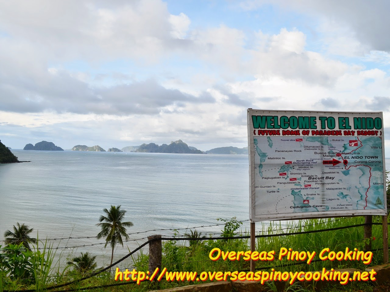 El Nido, Island Hopping Food Trip