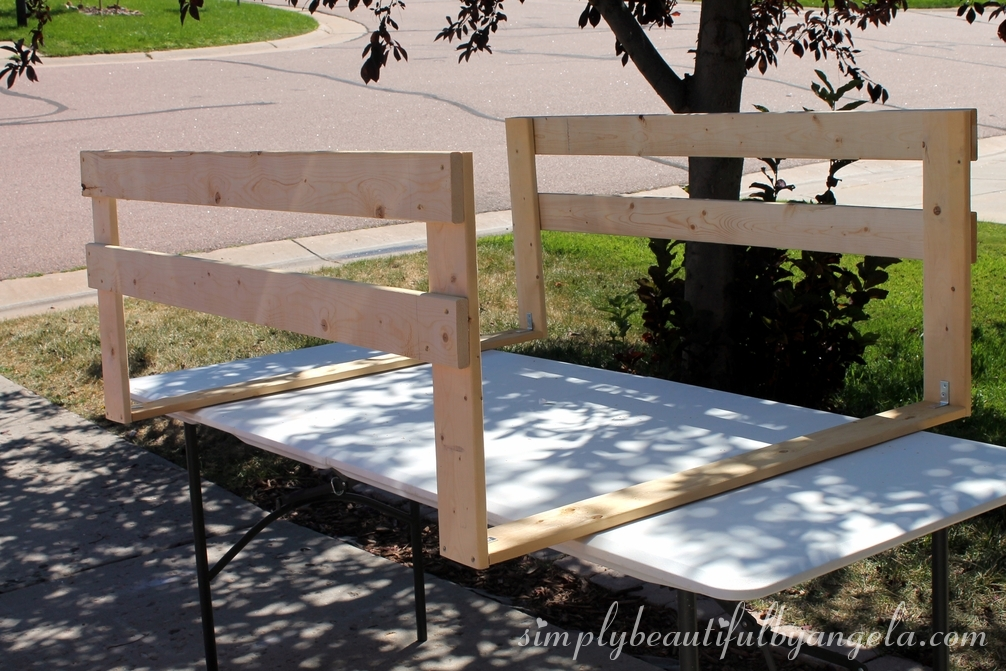Diy Toddler Bed Rails Simply Beautiful By Angela