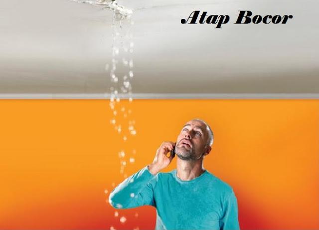 Tips Mengatasi Penyebab Utama Kebocoran Rumah