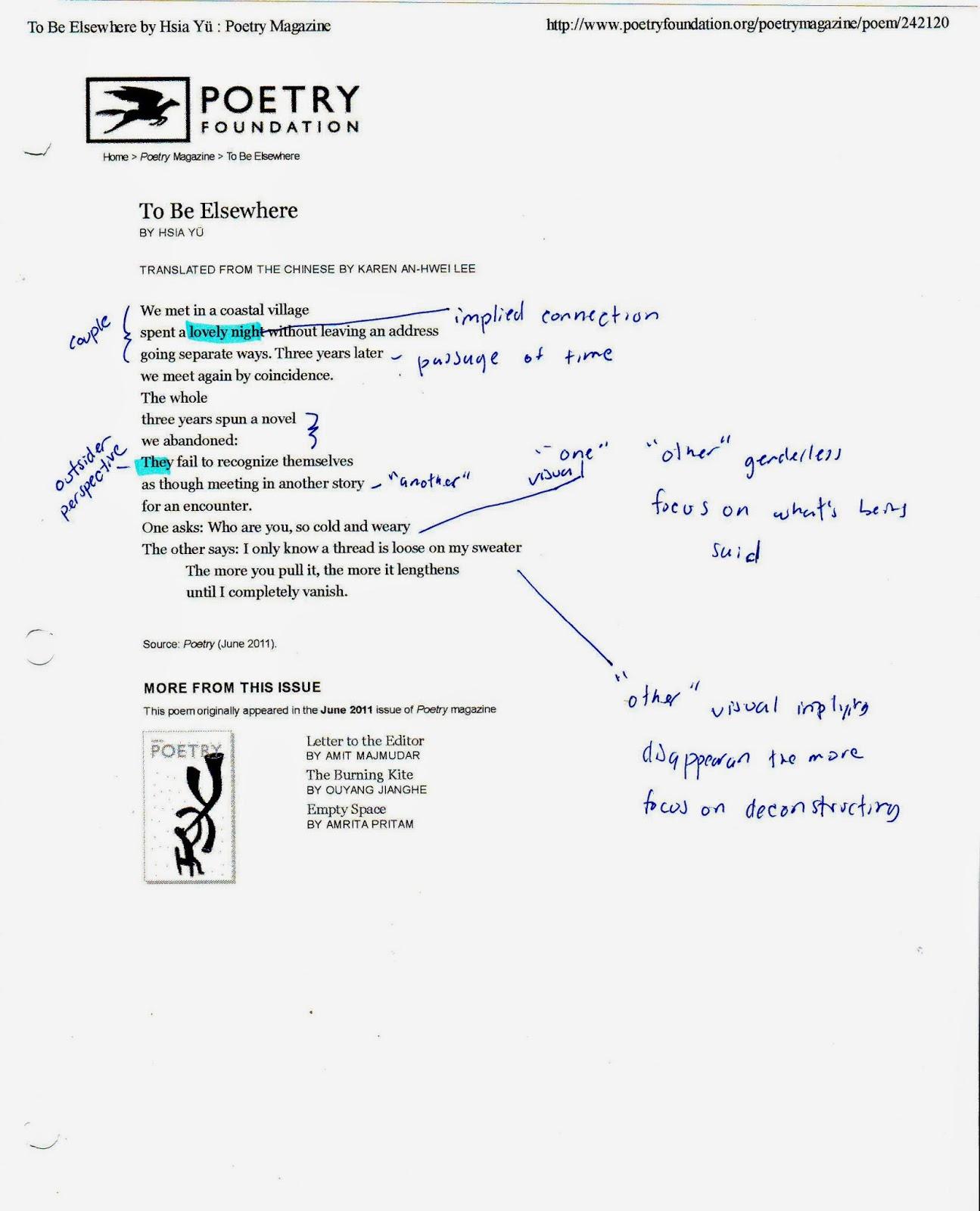 example of speech writing essay