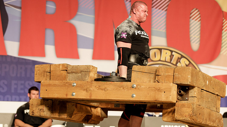world's strongest man - Arnold Strongman Classic 2017