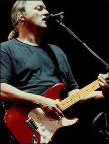 Uso de Pastillas Activas en la Stratocaster de David Gilmour
