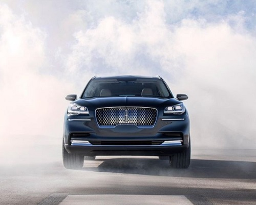lincoln aviator review spec