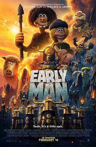 Early Man 2018 English 300MB HDRip 480p