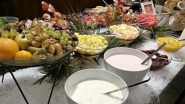 Solo Sokos Hotel Lahden Seurahuone aamiainen