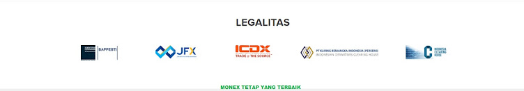 legalitas PT MONEX INVESTINDO FUTURES