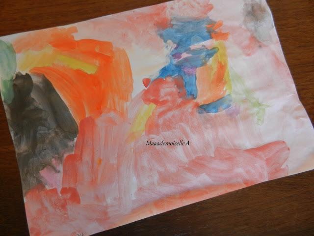 || Activité : Peinture à l'aquarelle