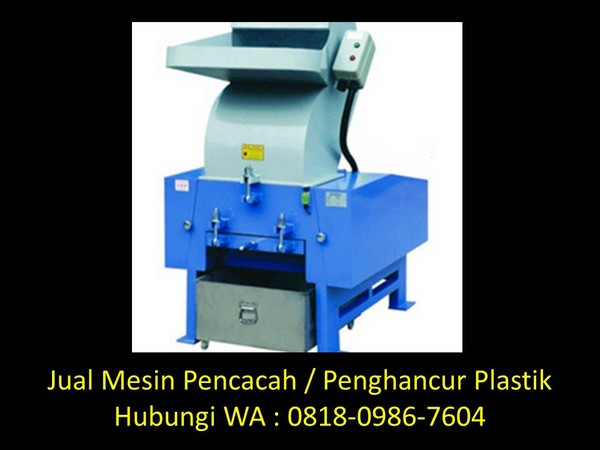 daur ulang plastik bekas di bandung