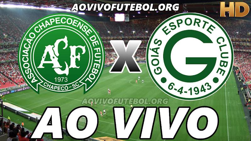 Assistir Chapecoense vs Goiás Ao Vivo HD