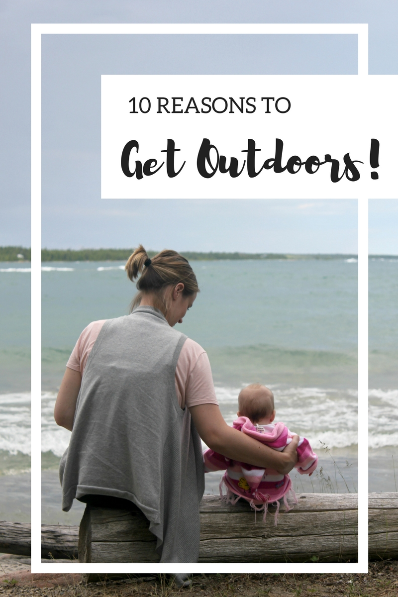 Celebrate Earth Day: 10 Reasons to Get Outdoors
