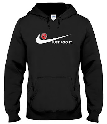 just foo it hoodie, just foo it