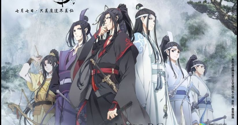 Translated BL recommendations (Wuxia/Xianxia/Xuanhuan)