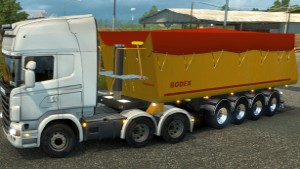 Bodex Tipper trailer mod