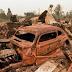 Carr fire: California blaze kills children and great-grandmother