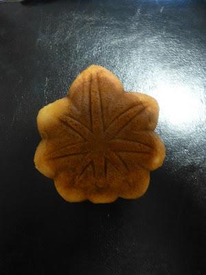 Momiji-manju spécialité culinaire d'Hiroshima