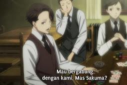 Joker Game Episode 01 Subtitle Indonesia