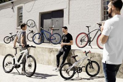 Νέα συνεργασία του BMW Group Hellas με την Kassimatis Cycling