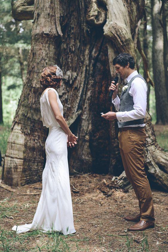 Ślub humanistyczny, organizacja ślubu humanistycznego, ślub w plenerze, ślub w lesie