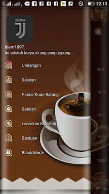 BBM MOD Coffee v3.2.5.12 Terbaru Gratis