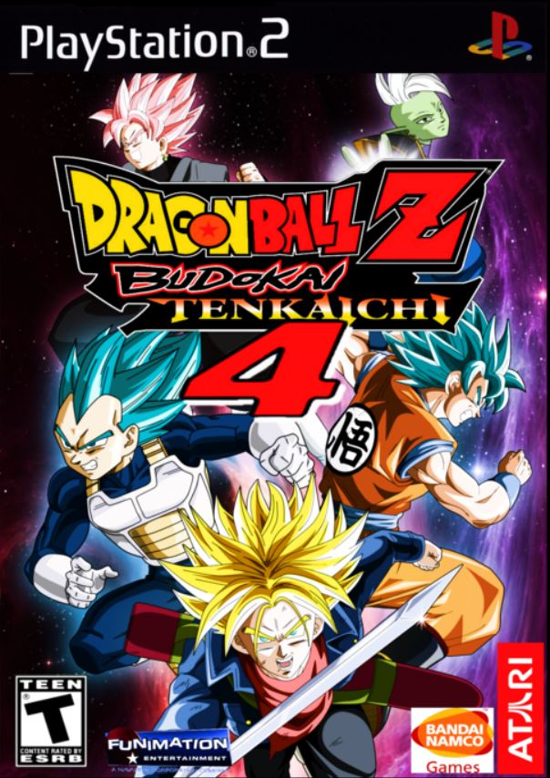 تحميل لعبة dragon ball z budokai tenkaichi 3 psp
