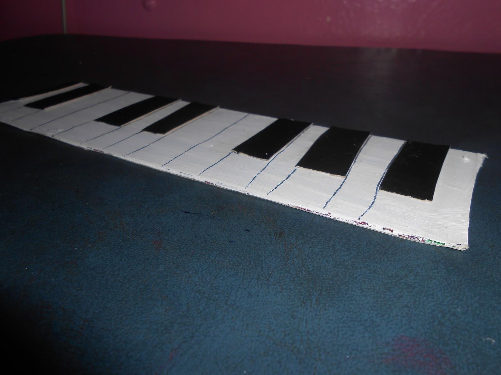 DIY Keyboard/Piano