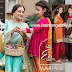 Maria B Kids Eid Pret Stitched Dresses