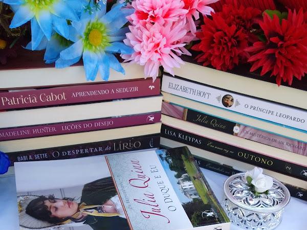 5 Romances de Época para quem está começando a ler o gênero