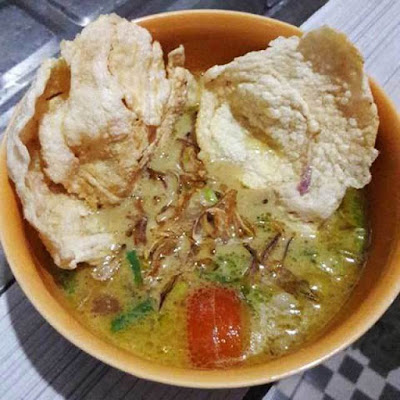 How to make Soto Betawi with pot Presto