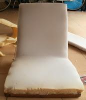 tapicerowanie fotela krok po kroku