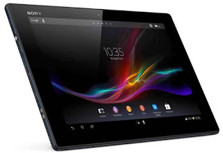 Tutorial Flashing (Instal Ulang) Sony Xperia Tablet Z (SO-03E)