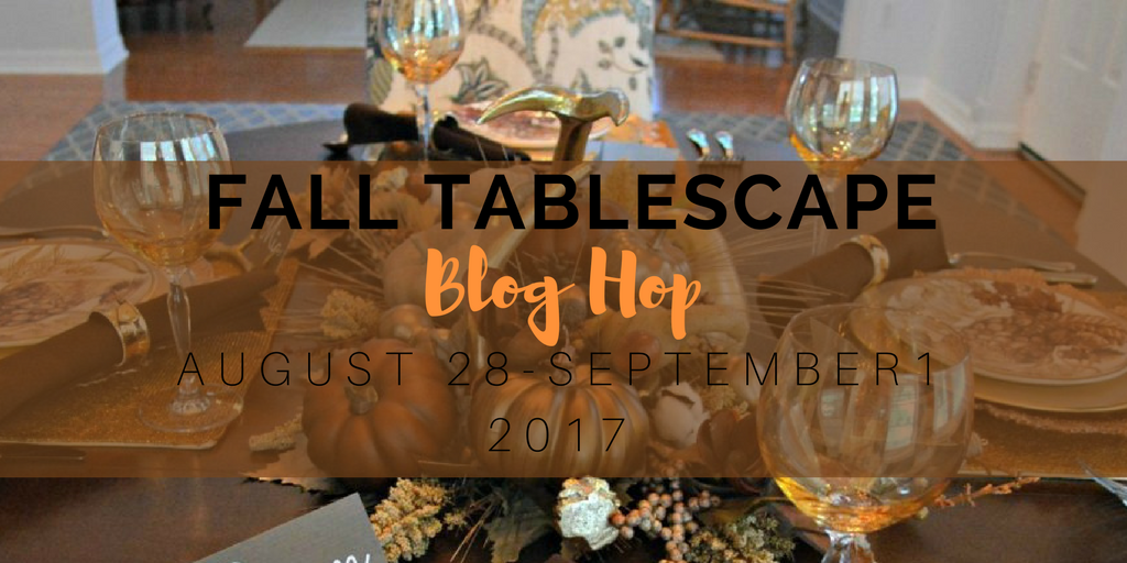 Blog Hop For Fall