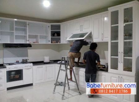 Babe Furniture Jasa Pembuatan Kitchen Set Cibinong 0812 8417 1786