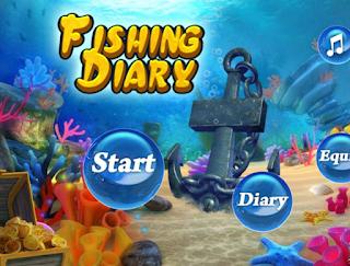 Tải fishing diary hack full xu