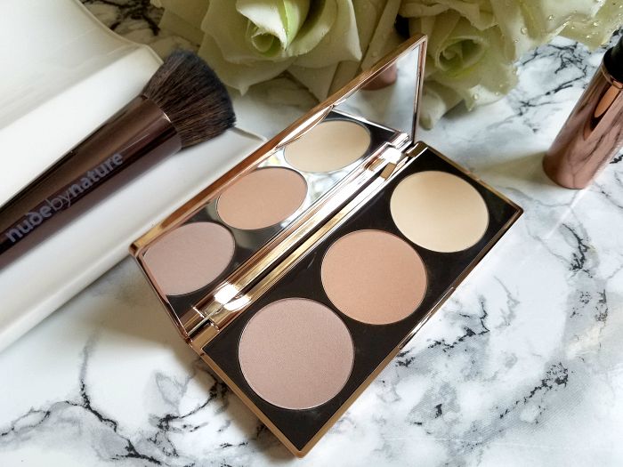 Review: nude by nature - Contour Palette 3 Madame Keke Beauty Blog