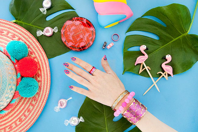 Mood Ring, blogger accessories, pink accessories