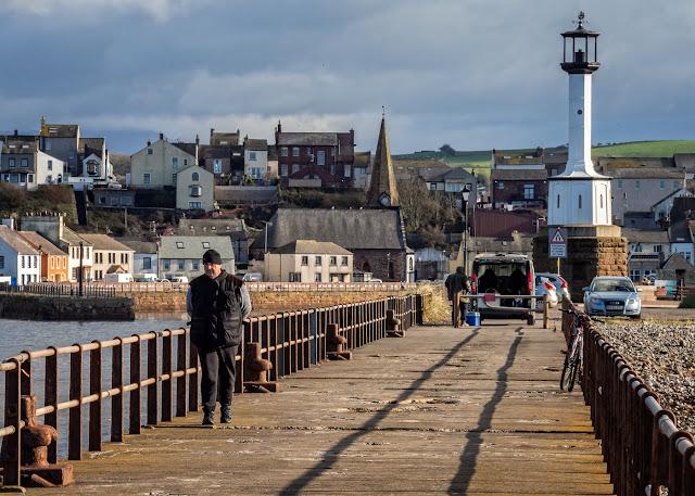 Photo of Maryport pier