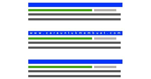Cara Agar Artikel Cepat Terindeks Di Google Kurang Dari 5 Menit