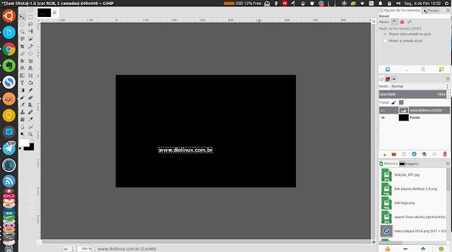 GimpPS Ubuntu